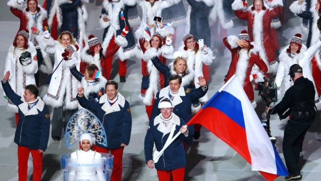 Спортсменам из РФ запретили использовать национальную символику на ОИ-2018