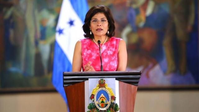 Сестра президента Гондураса погибла при падении вертолета