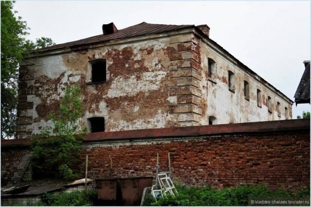 В Ярославской области тюремный замок XIX века превратят в отель