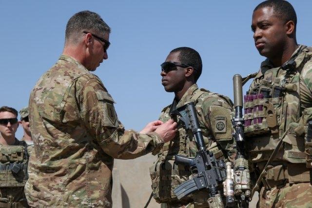 Американские солдаты на Ближнем Востоке