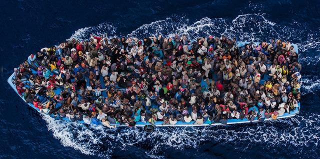 В Греции перевозчика мигрантов осудили на 1489 лет