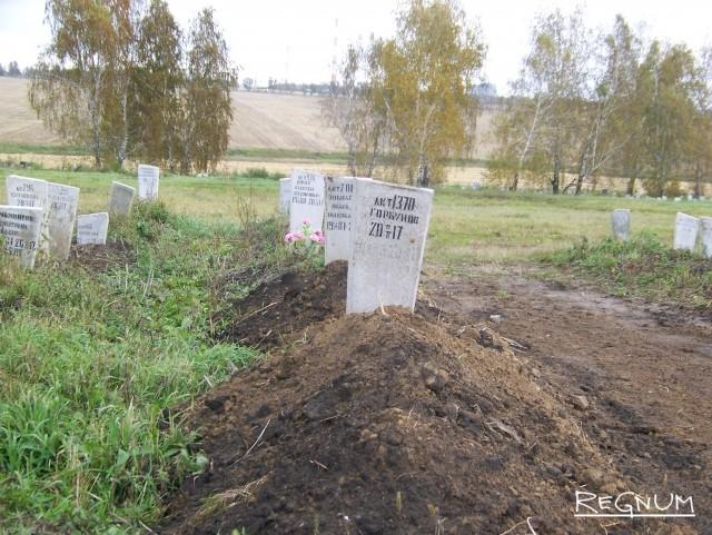 В Иркутской области усопших хоронили с нарушениями, на бесхозных землях