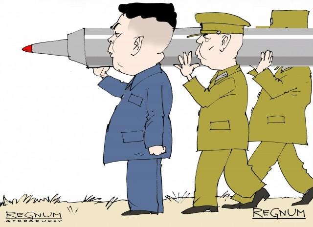 Северная Корея несёт непосредственную ядерную угрозу США— Ким Чен Ын