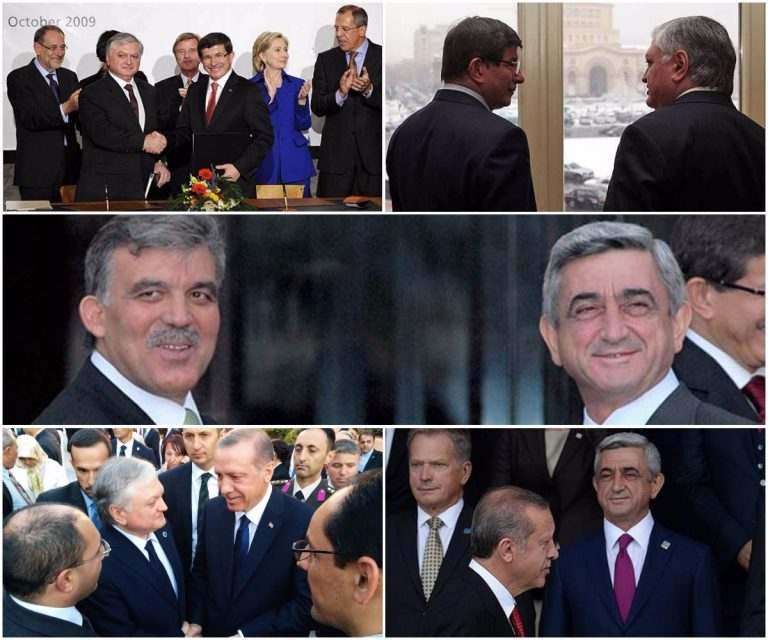 Процесс армяно-турецких переговоров