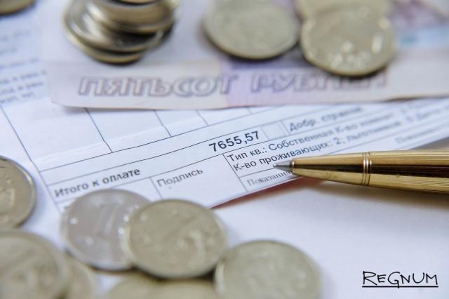 Тарифы на «коммуналку» в России в три раза обогнали инфляцию
