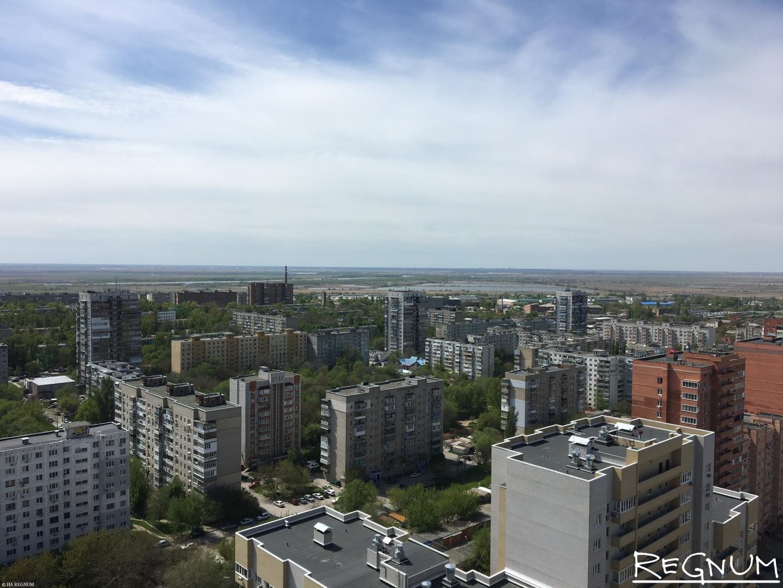 Многоэтажки Ростова-на-Дону