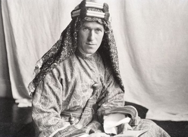 Лоуренс Аравийски