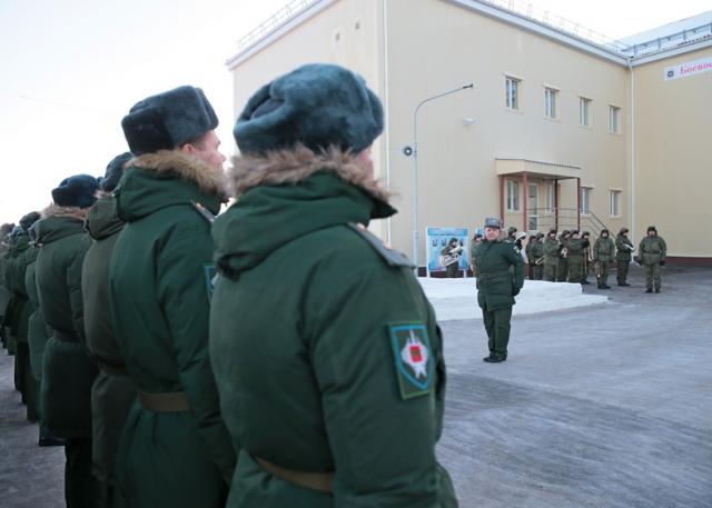 Радиолокационная станция «Воронеж» в Алтайском крае заступила на боевое дежурство