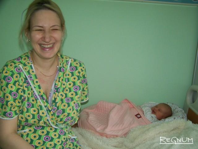 Счастливая мама. Перинатальный центр «ДАР»