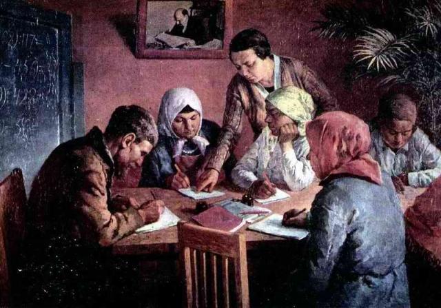 Революция грамотности против режима несправедливости