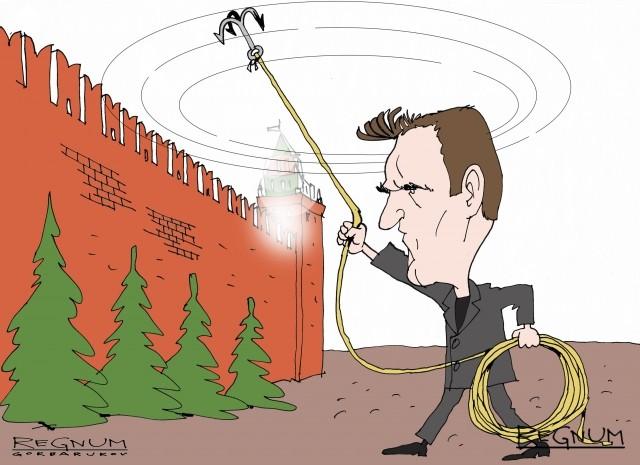 700 одетых на нудистском пляже, или Как Навальному пропели «Улетай!»