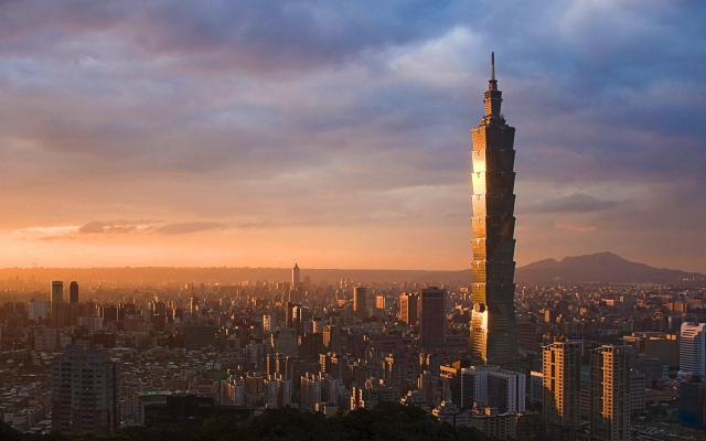 Тайбэй. Тайвань