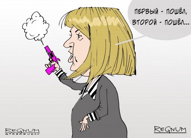 Набежало: Лимонов о кандидатах в кандидаты в президенты России