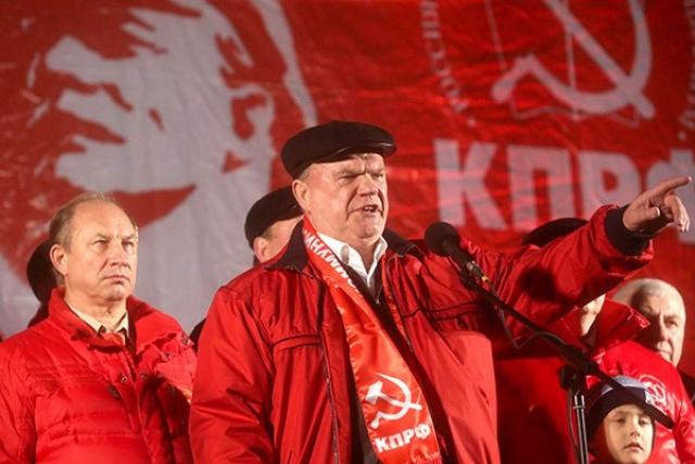 После Зюганова: новости коммунистически-монархической коалиции