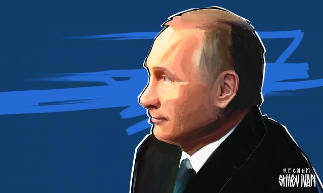 Владимир Путин выдвинут в президенты инициативной группой избирателей