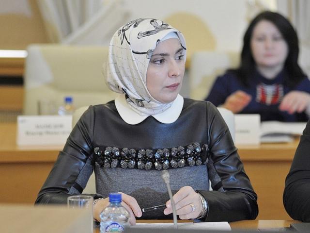 Жена муфтия Дагестана намерена стать президентом РФ