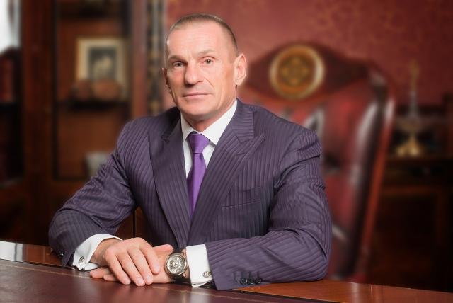 Юрий Иванович Иванов – основатель и руководитель ГК «ЮгСтройИнвест»