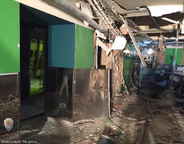 Путин назвал взрыв в магазине Петербурга терактом