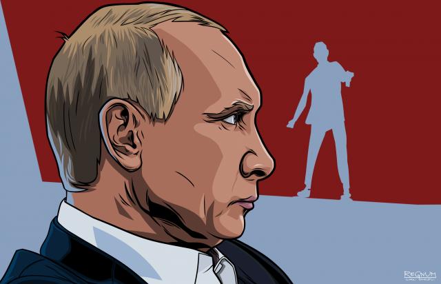Путин разрешил «не брать в плен» террористов в Петербурге
