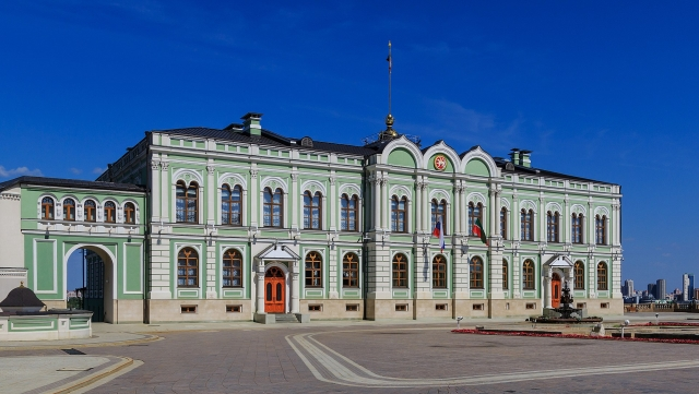 Президентский дворец в Казанском Кремле