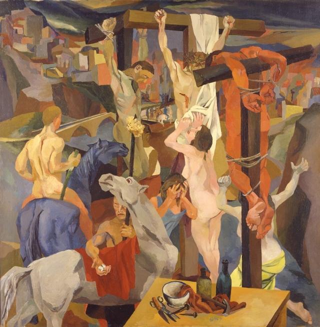 Распятие. 1940-1941