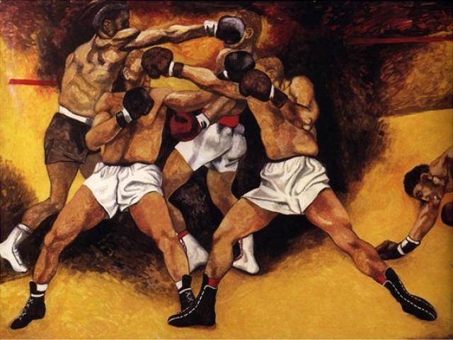 Боксёры. 1983