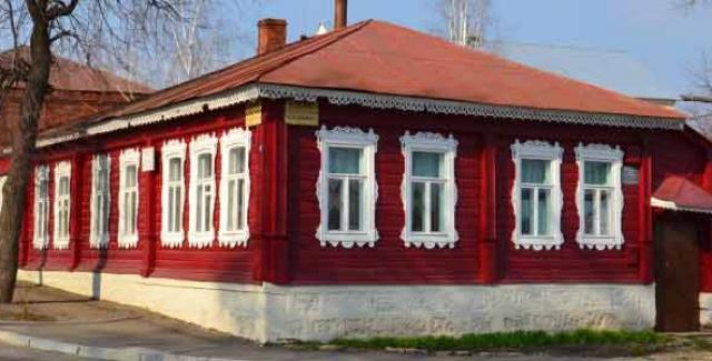 Дом-музей писателя Ивана Бунина в Ельце