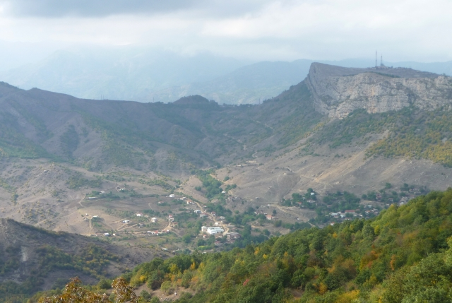 Деревня Каринтак (Нагорный Карабах)