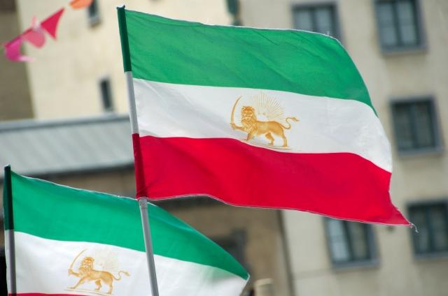 Иранские флаги