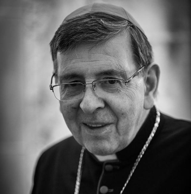 Кардинал Курт Кох