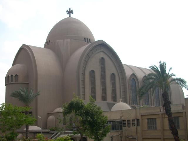 Коптская церковь в Каире