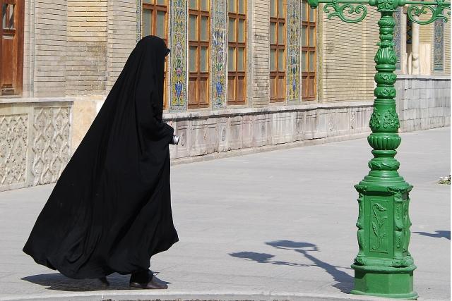 Народное восстание в Иране