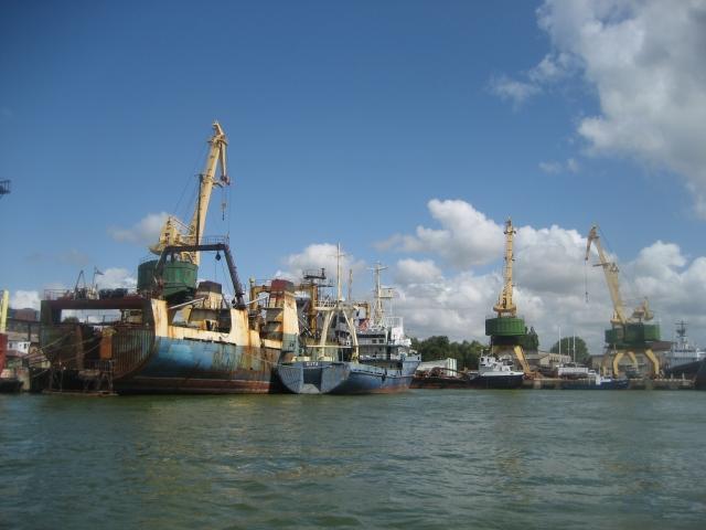 Порт литовской Клайпеды поставил свой исторический рекорд