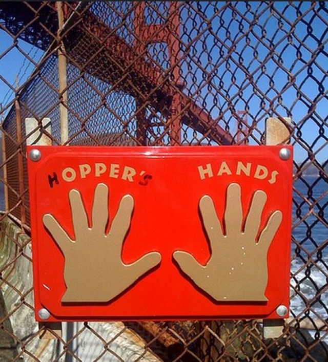 «Руки Кена Хоппера» — легендарного спасителя самоубийц