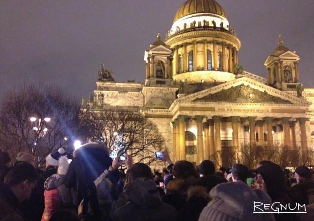 Исаакий «сделал» политический год в Петербурге: продолжение следует?