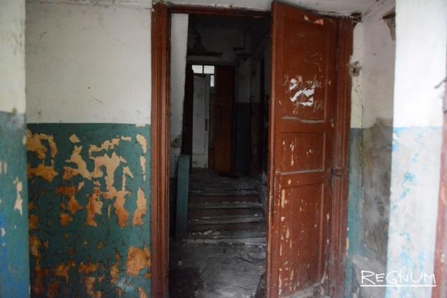 Реновация в Воронеже: расселенные, но не снесенные