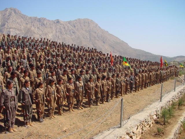 Курды. РПК