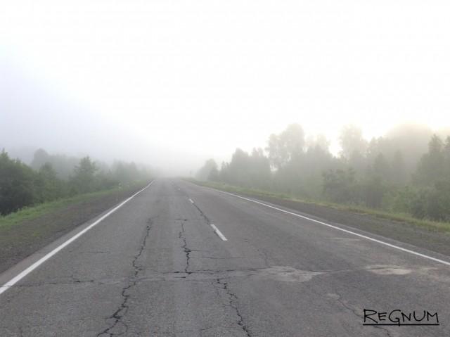 Асфальт вместо рельсов: почему дорога Алтай — Кузбасс впечатляет и ужасает