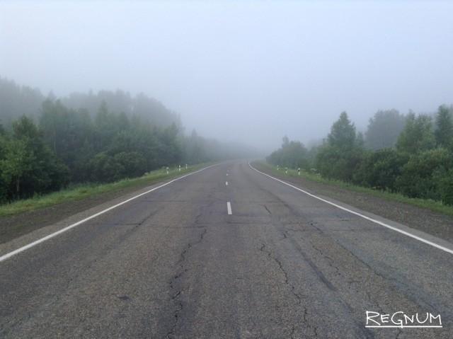 Дорога Алтай — Кузбасс. Гурьевский район