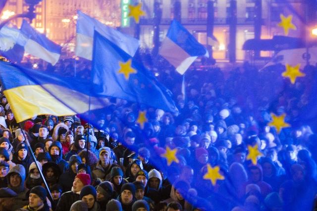 Евромайдан, в ожидании безвизового режима с ЕС