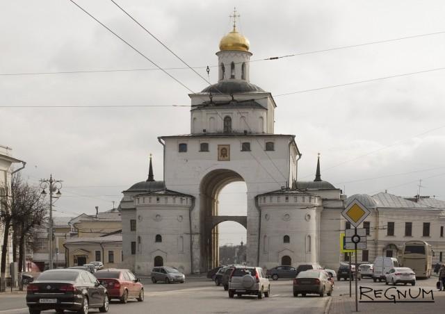 Путеводитель по Владимирской области за владимирцев создали москвичи