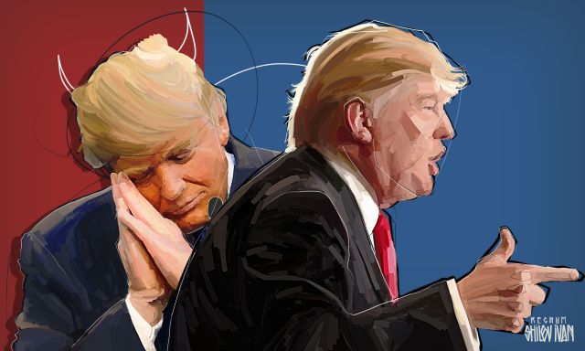 Трамп получил оплеуху от КНДР, в США «добавили»