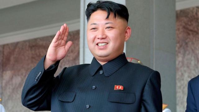 Руководитель КНДР Ким Чен Ын