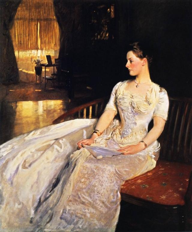 Джон Сарджент. Миссис Сесил Уэйд. 1886