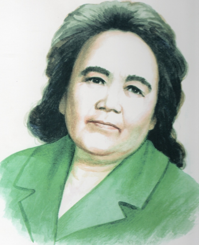 Зайнаб Биишева