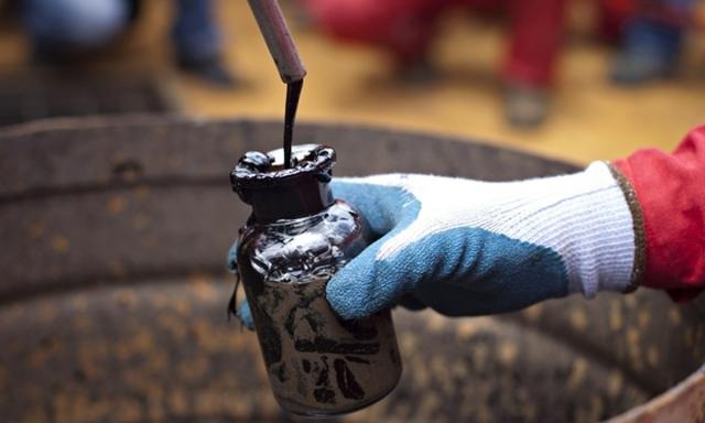 Нефть для разгона может отступить
