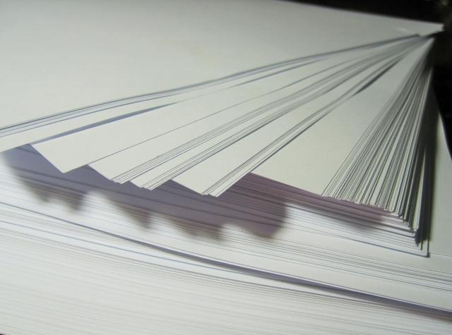 Учёные создали многоразовую бумагу для печати