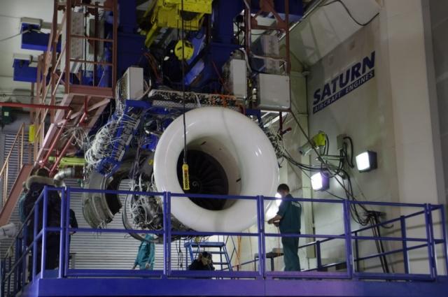 ОДК-Сатурн произведет аналоги украинских ремкомплектов для авиадвигателей