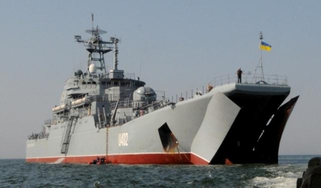 Киев не против забрать свои корабли из Крыма, но опасается «грязной игры»