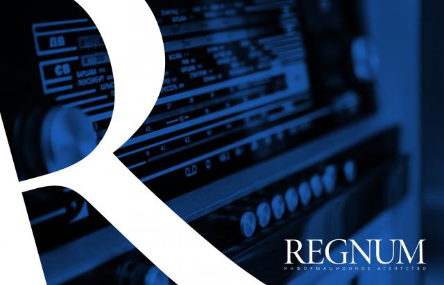Ни дня без России, или Как пиарятся некоторые страны: Радио REGNUM